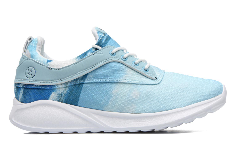 Sneaker Globe Roam Lyte Sr Iceland blau ansicht von hinten