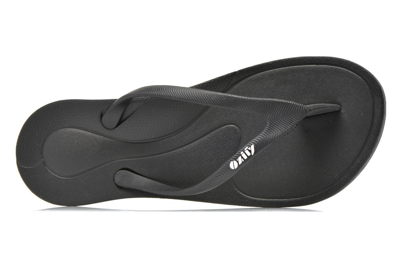 Slippers Ozify Classic W Zwart links