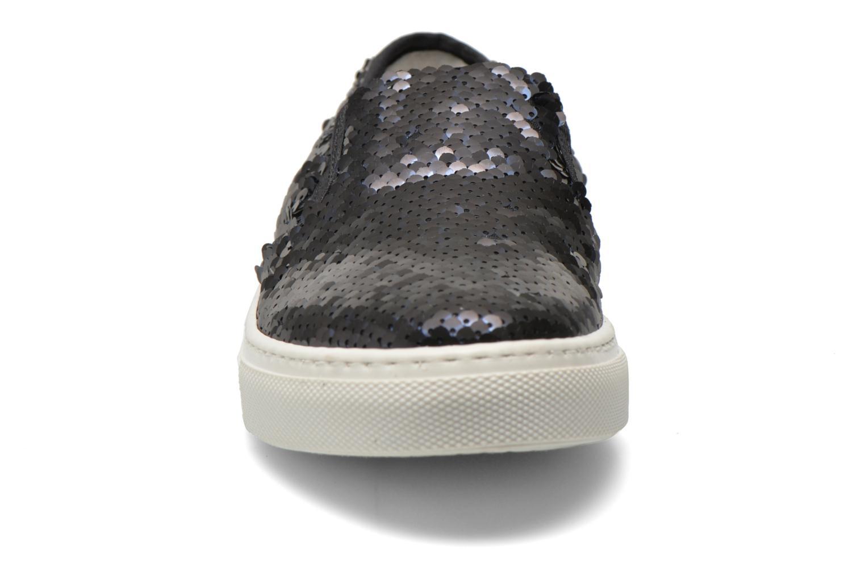 Baskets Georgia Rose Periette Noir vue portées chaussures