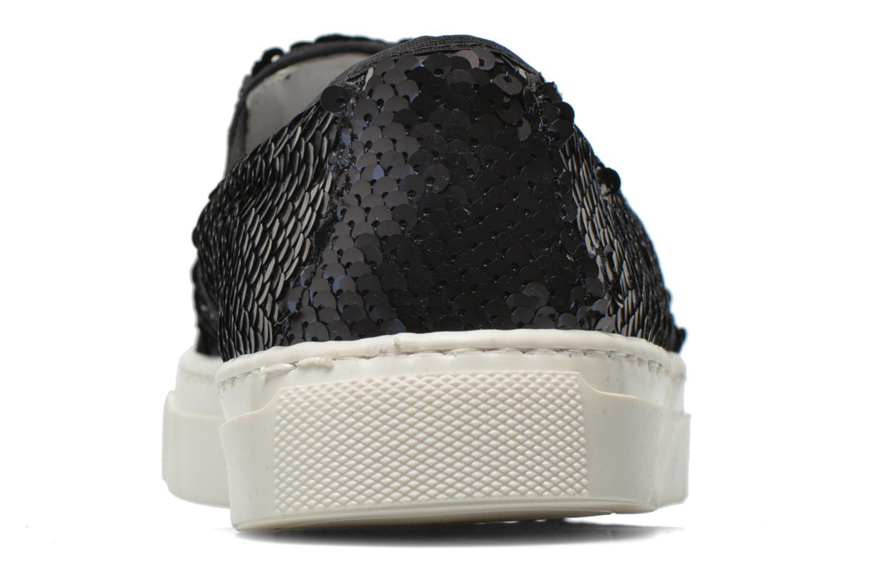 Periette Sequin black/black