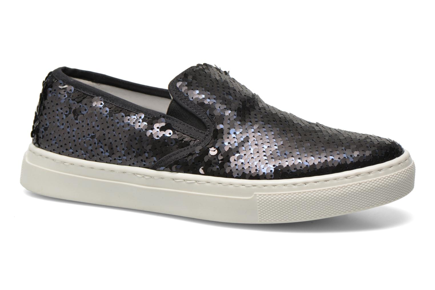 Periette Sequin black/black