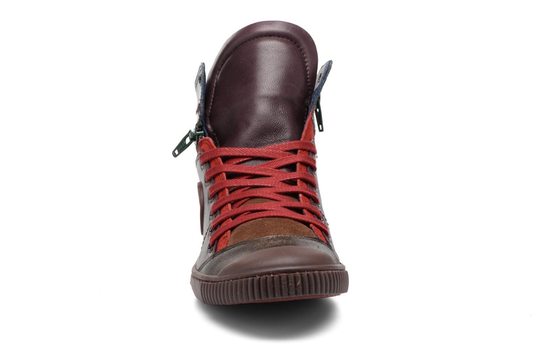 Baskets Pataugas BanjouMC Multicolore vue portées chaussures