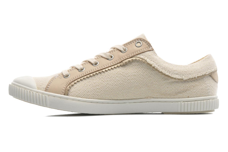 Sneakers Pataugas Binoush Beige voorkant