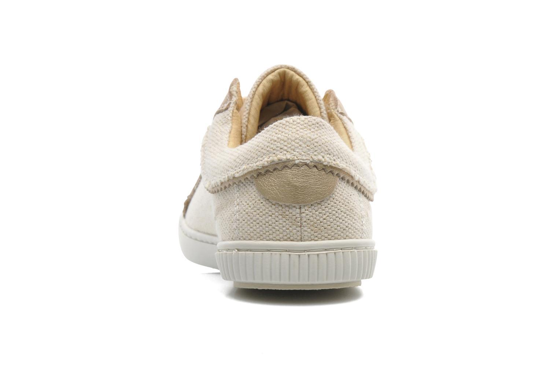 Sneakers Pataugas Binoush Beige rechts