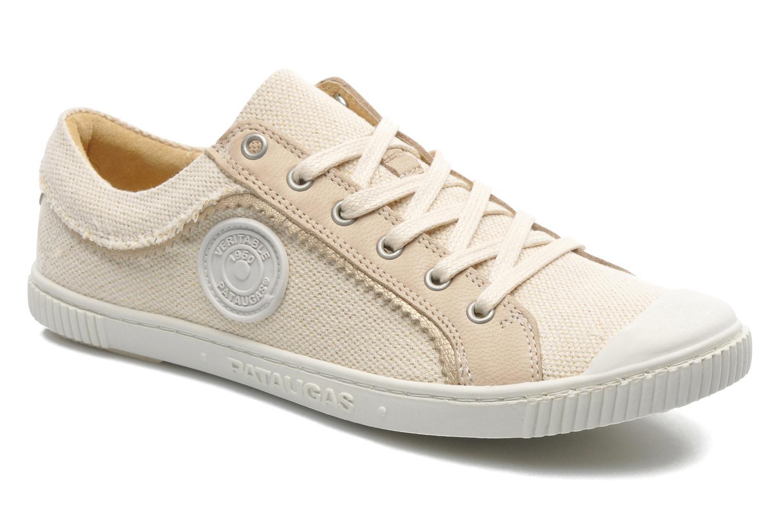 Sneakers Pataugas Binoush Beige detail