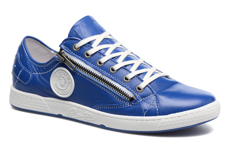 Baskets Pataugas JesterN Bleu vue détail/paire
