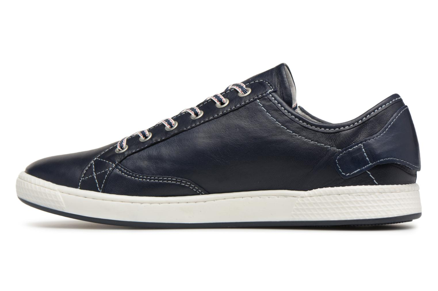 Trainers Pataugas JesterN Blue front view
