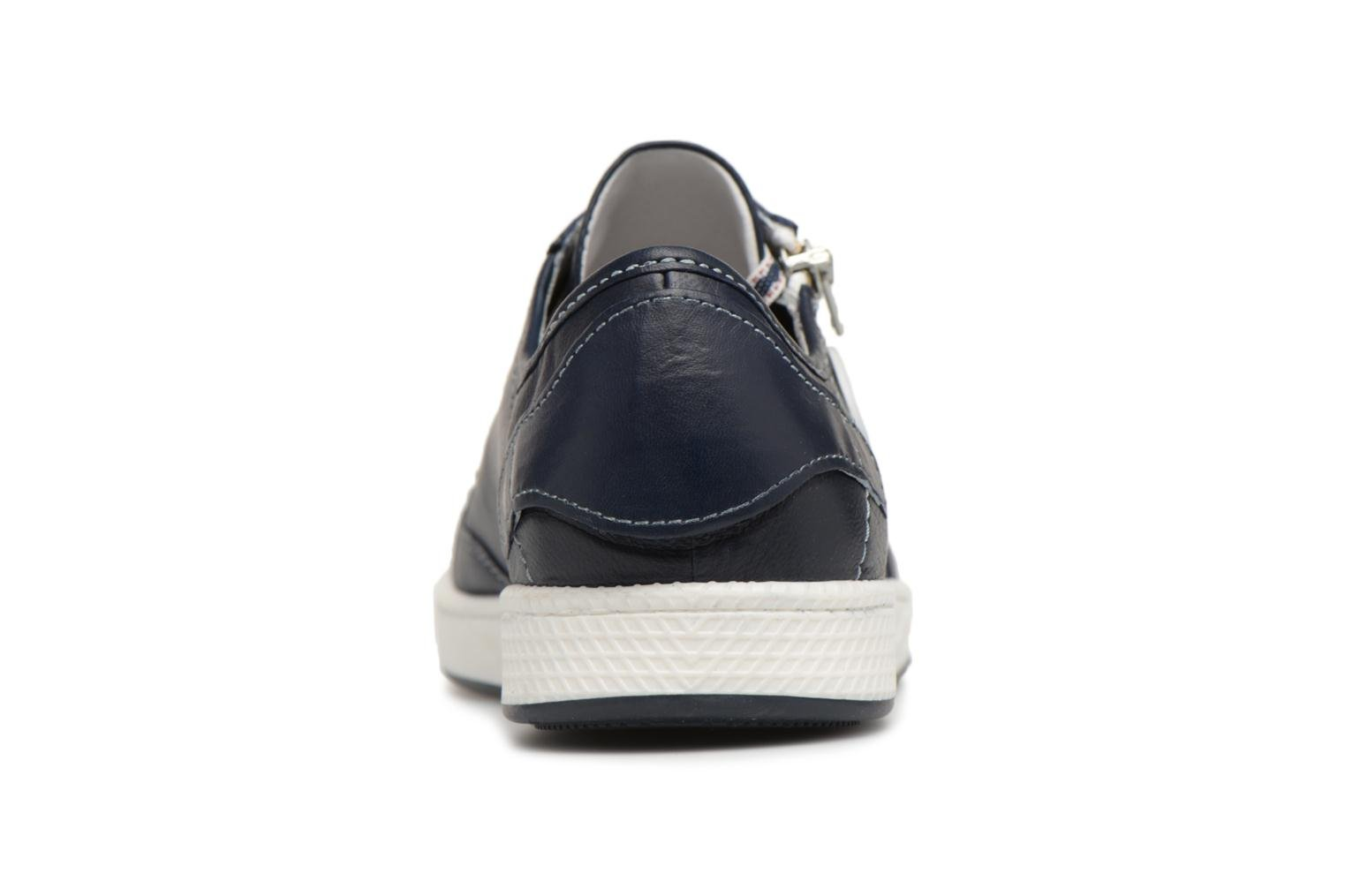 Trainers Pataugas JesterN Blue view from the right