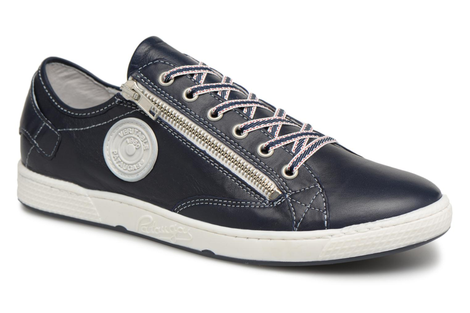 Trainers Pataugas JesterN Blue detailed view/ Pair view