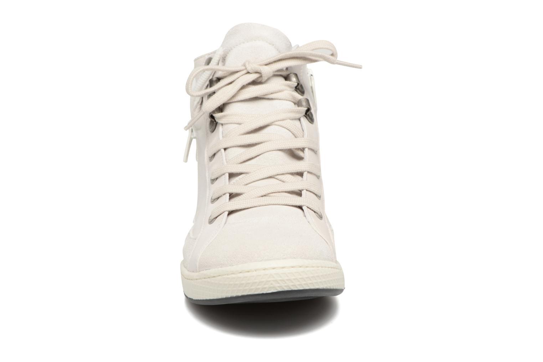 Baskets Pataugas Just/VE Beige vue portées chaussures