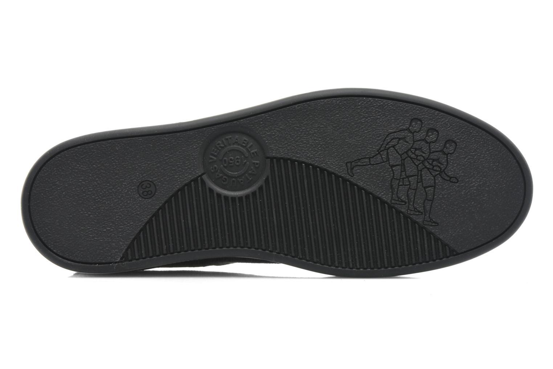 Sneaker Pataugas Pix schwarz ansicht von oben