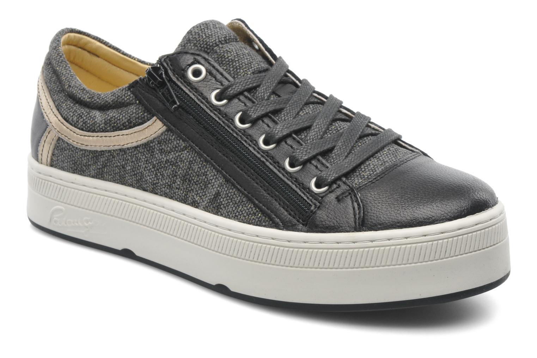 Sneaker Pataugas Pix schwarz detaillierte ansicht/modell