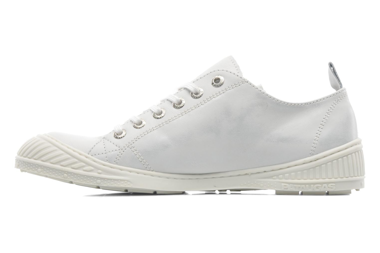 Sneakers Pataugas Rock F Wit voorkant