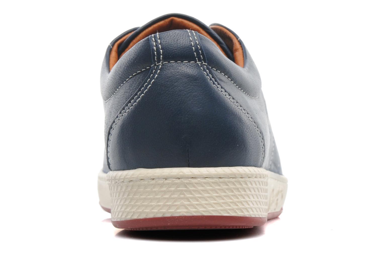 Sneaker Pataugas Jago H blau ansicht von rechts