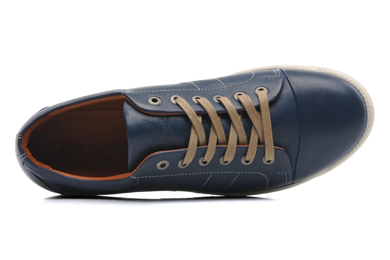 Sneaker Pataugas Jago H blau ansicht von links