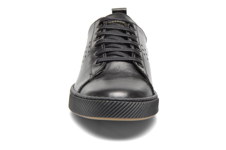 Sneaker Pataugas Mattei schwarz schuhe getragen