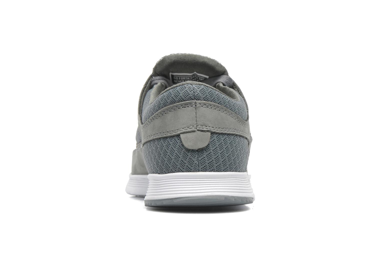 Sneaker Ransom Valley Lite grau ansicht von rechts