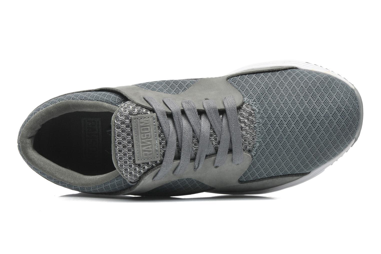 Sneaker Ransom Valley Lite grau ansicht von links