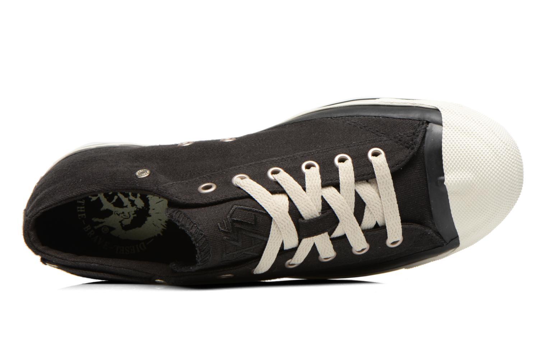 Sneakers Diesel Exposure Low Zwart links