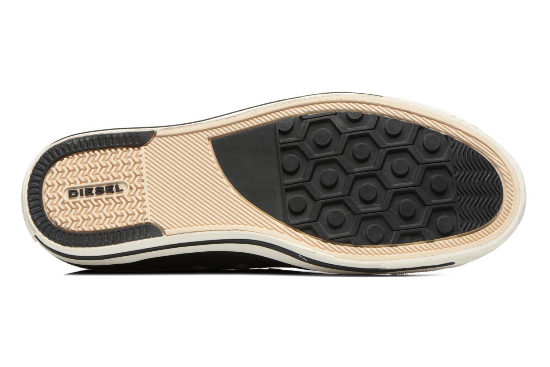 Sneakers Diesel Exposure Low Zwart boven
