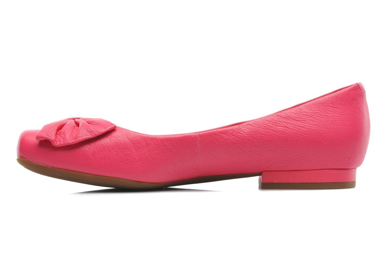 Ballet pumps Geox D Zilda A Pink front view