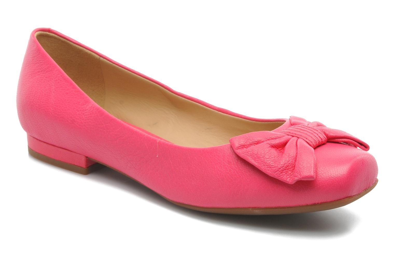 Ballet pumps Geox D Zilda A Pink detailed view/ Pair view