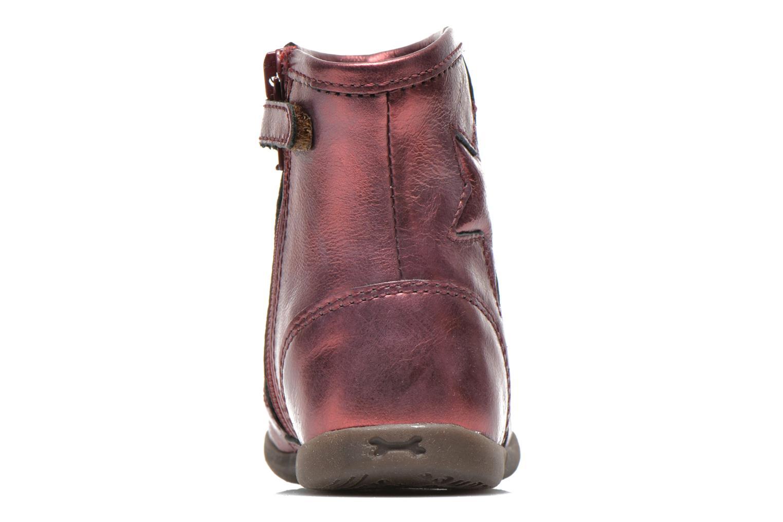 Stiefeletten & Boots Stones and Bones SENA weinrot ansicht von rechts