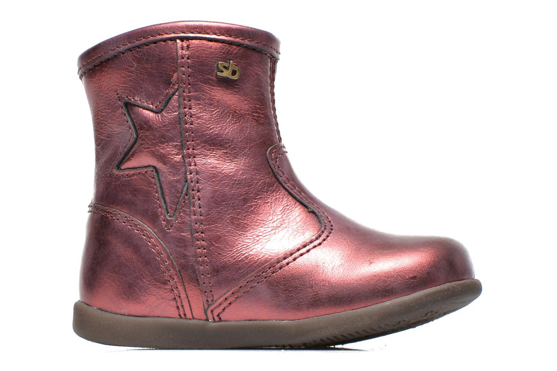 Stiefeletten & Boots Stones and Bones SENA weinrot ansicht von hinten