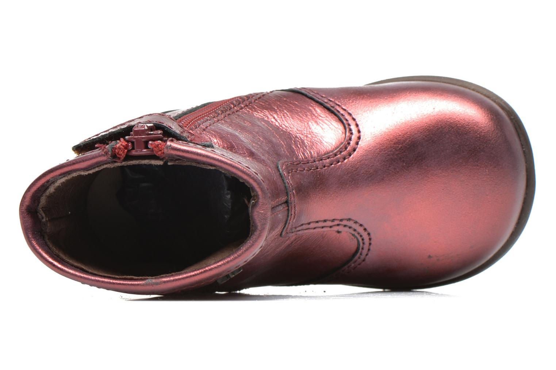 Stiefeletten & Boots Stones and Bones SENA weinrot ansicht von links