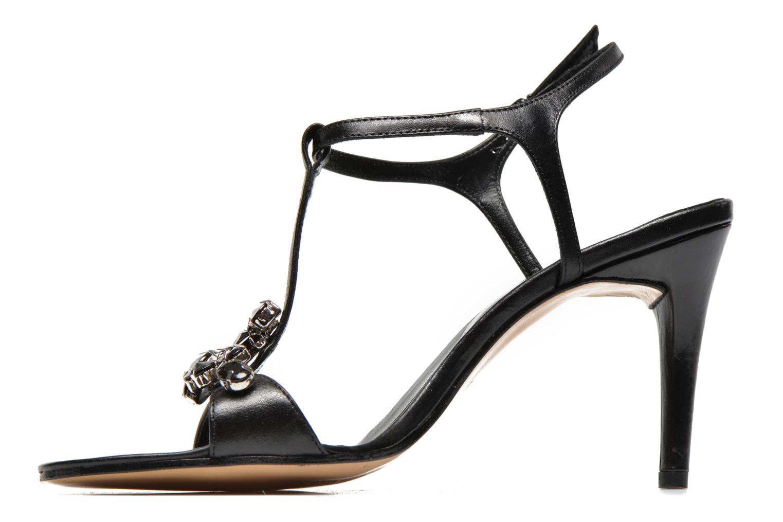 Sandales et nu-pieds Elizabeth Stuart Bull Noir vue face