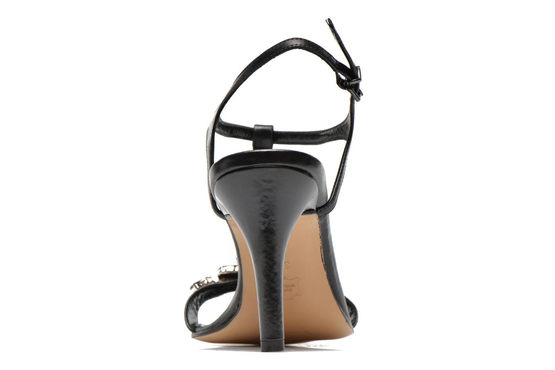 Sandales et nu-pieds Elizabeth Stuart Bull Noir vue droite