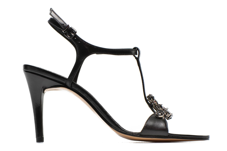 Sandales et nu-pieds Elizabeth Stuart Bull Noir vue derrière