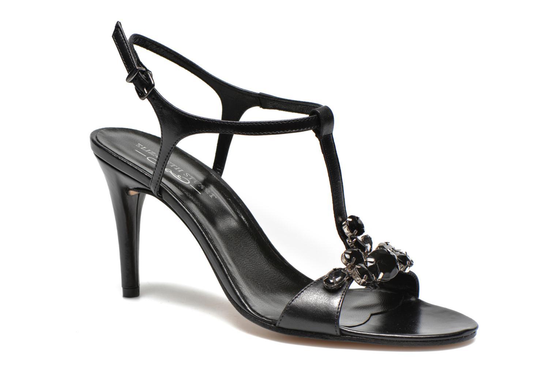 Sandales et nu-pieds Elizabeth Stuart Bull Noir vue détail/paire