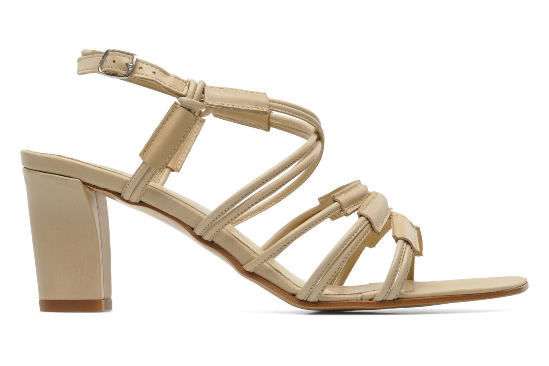 Sandales et nu-pieds Elizabeth Stuart Bakou Beige vue derrière