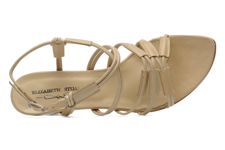 Sandales et nu-pieds Elizabeth Stuart Bakou Beige vue gauche