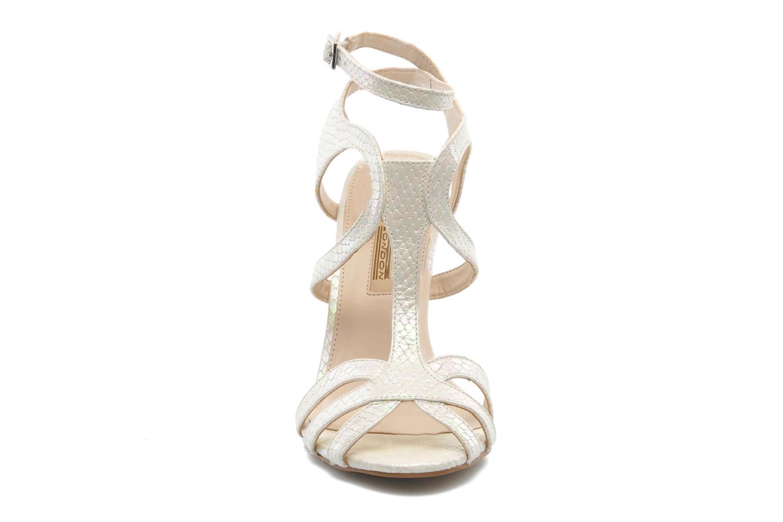 Sandals Buffalo Julia White model view