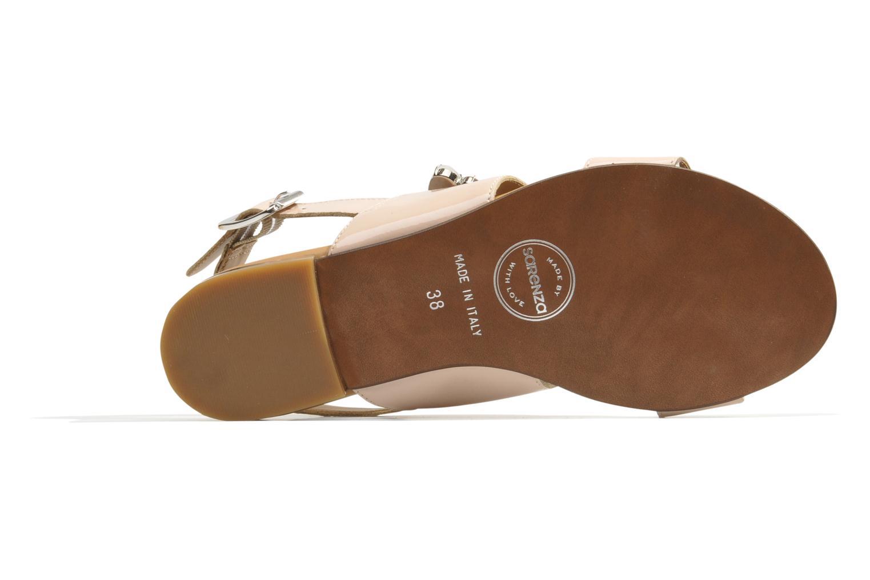 Sandalen Made by SARENZA Chamallow #2 beige ansicht von links