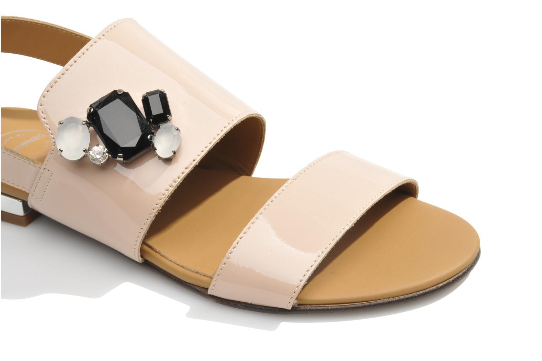 Sandalen Made by SARENZA Chamallow #2 beige ansicht von oben