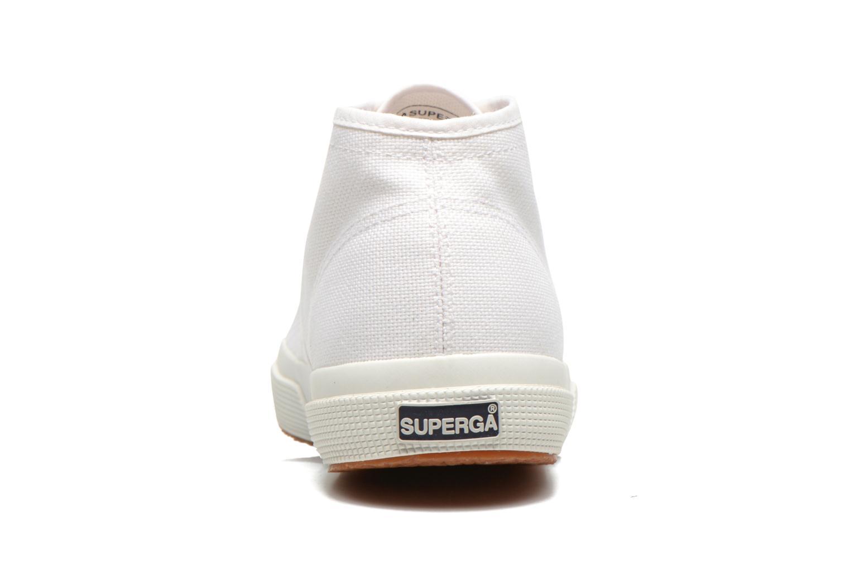 Sneakers Superga 2754 Cotu Mid top M Wit rechts