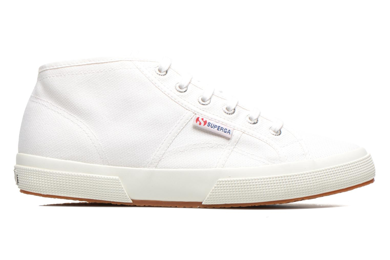Sneakers Superga 2754 Cotu Mid top M Wit achterkant