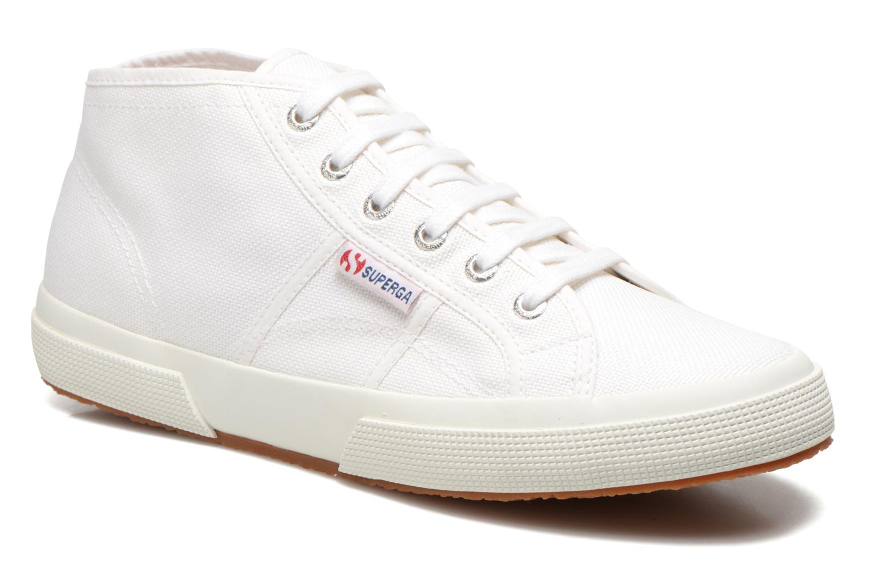 Sneakers Superga 2754 Cotu Mid top M Wit detail