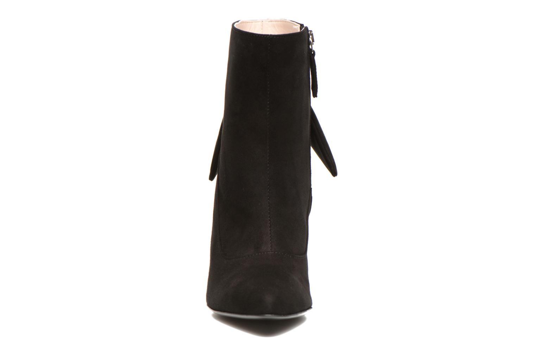Bottines et boots Carven Elegant Noir vue portées chaussures