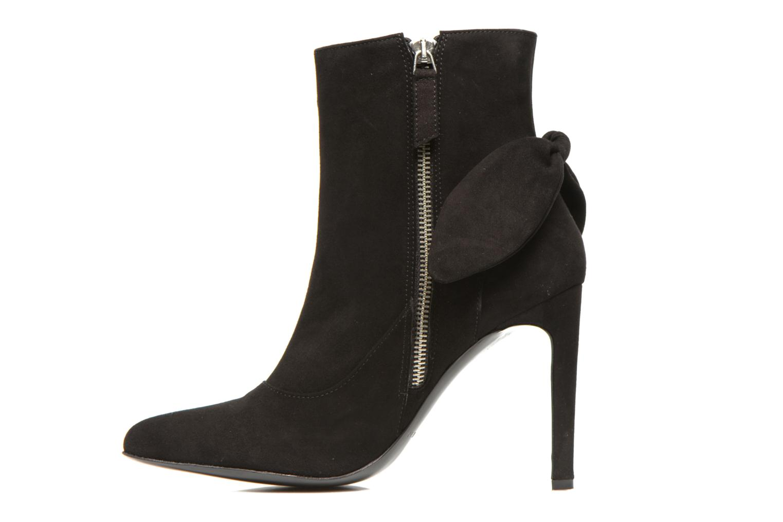 Boots en enkellaarsjes Carven Elegant Zwart voorkant