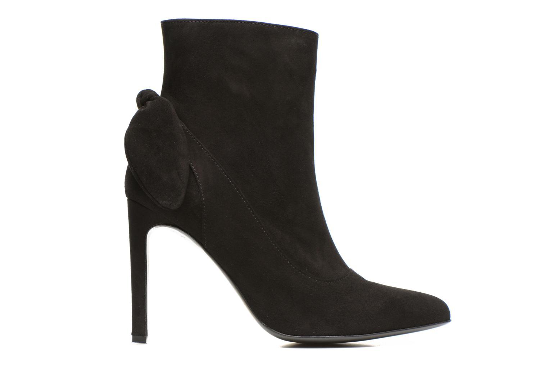 Boots en enkellaarsjes Carven Elegant Zwart achterkant