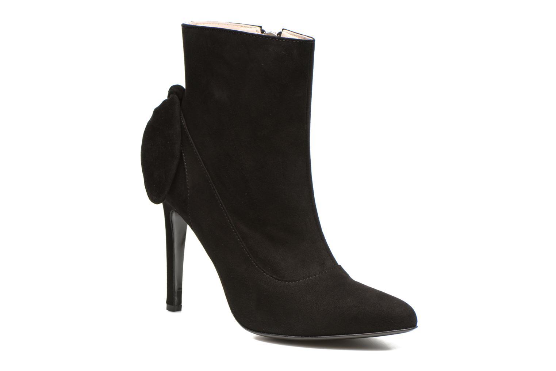 Boots en enkellaarsjes Carven Elegant Zwart detail