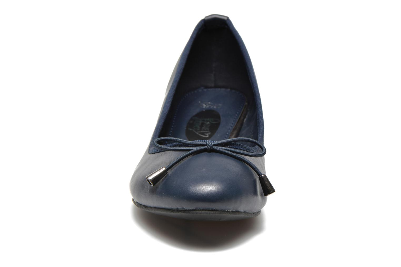 Ballerina's I Love Shoes Kibaby Blauw model