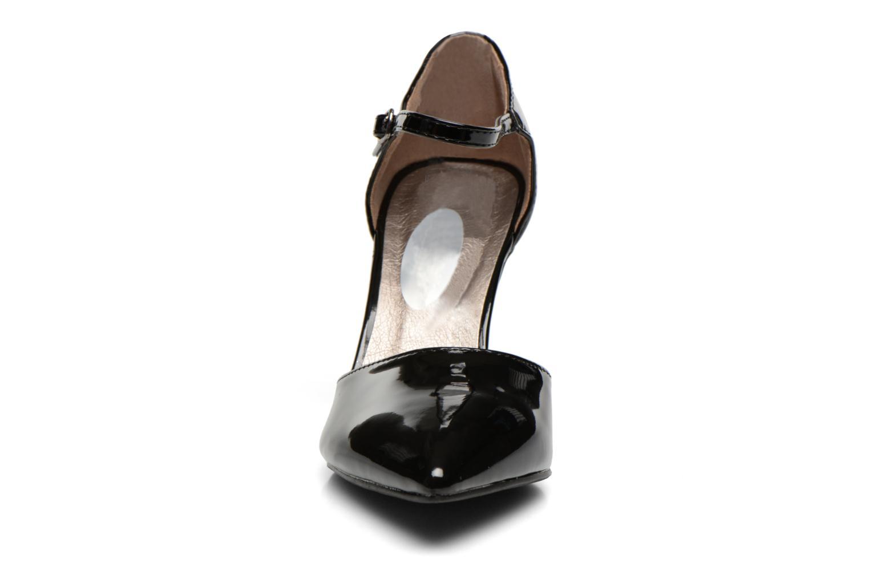 Escarpins I Love Shoes Kifiesta Noir vue portées chaussures