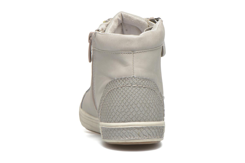 Baskets I Love Shoes Susket Beige vue droite