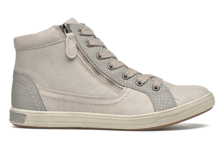 Sneaker I Love Shoes Susket beige ansicht von hinten