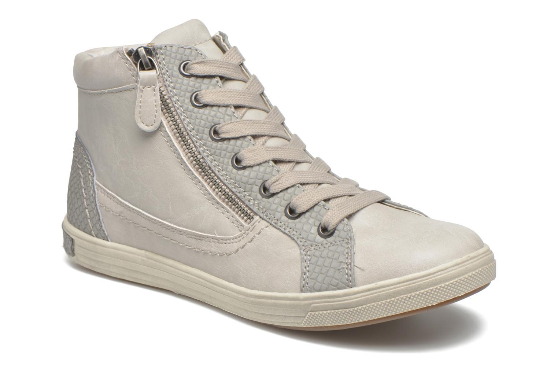 Baskets I Love Shoes Susket Beige vue détail/paire